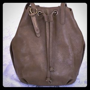 Lucky Brand Bucket Shoulder Bag